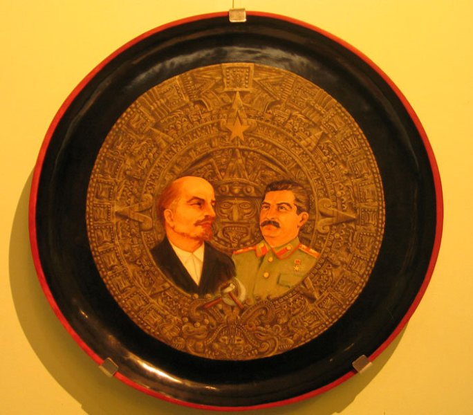 Avatar 2 J Stalin: საჩუქრები სტალინს