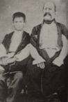 თადეოზ გურამიშვილი და მისი ვაჟი ზალიკო