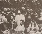 ილიაობა, ილია და ოლღა სტუმრებთან