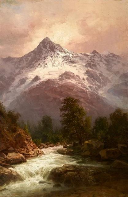 კავკასიის მთებში