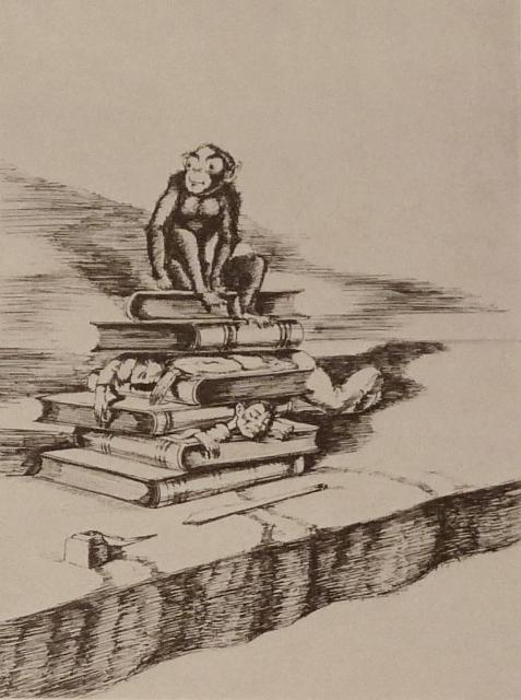 ლადო გუდიაშვილი – ალეგორიები; Lado Gudiashvili – Allegories