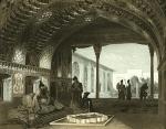 სასომხეთი, ერევნის ხანის სასახლე, 1847