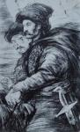 ა. ანტონოვსკაიას დიდი მოურავის ილუსტრაცია, 1960 წ.