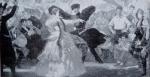ქართული ცეკვა, 1957 წ.