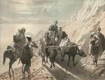 ტრანსკავკასია, გოგჩის ტბასთან, 1847, გრიგოლ გაგარინი