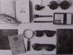 ვიქტორ ნოზაძის მემორიალური ნივთები