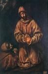 1600-06, St Francis. El Greco
