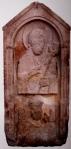 7 ბაგრატ ერისთავთ-ერისთავის და იოანე ნათლისმცემლის სტელა. ერზერუმის მუზეუმი