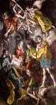 THE ADORATION OF THE SHEPHERDS. El Greco