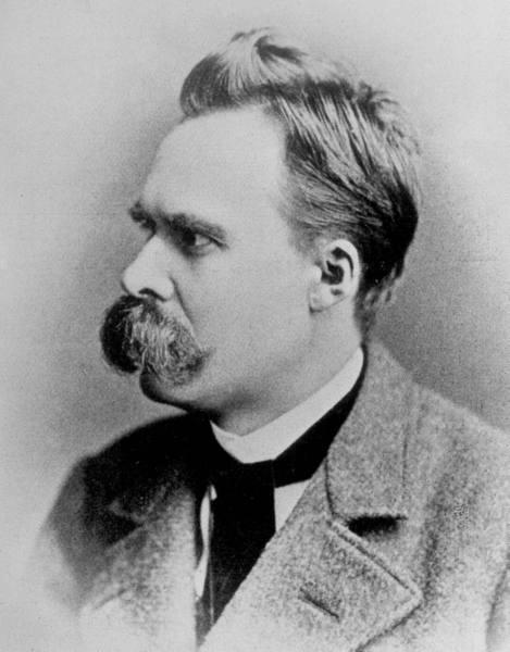 ფრიდრიხ ნიცშე - Friedrich Nietzsche