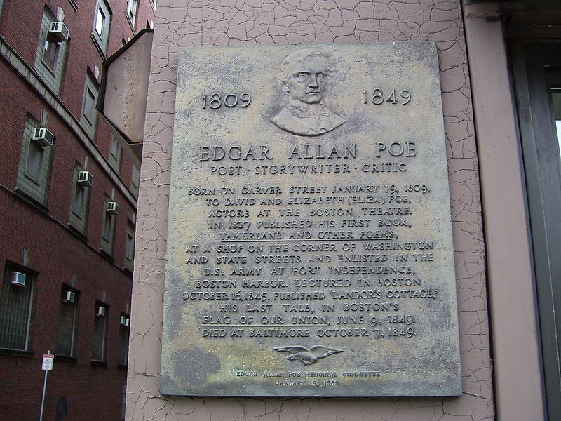 edgar allan poe and death from early childhood This essay edgar allan poe biography and other 63,000 poe was orphaned in his early childhood and was raised by may have contributed to his early death.