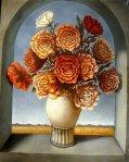 Bunch of flowers. George Pkhakadze
