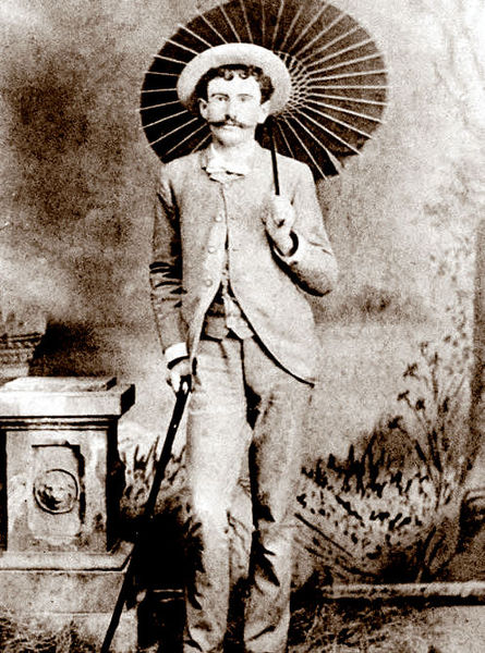 O. Henry, circa 1880s