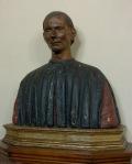 Bust of Machiavelli in the Palazzo Vecchio