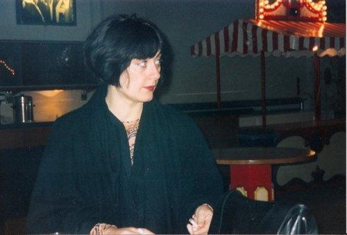 მარიკა ლაფაური - Marika Lapauri-Burk