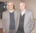Hans-Hermann Hoppe, Gia Jandieri. New Economic School - Georgia