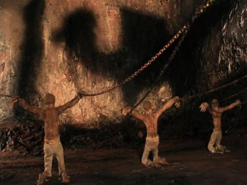 """Plato's Cave"" Michael Ramsey"