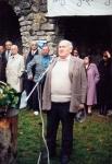 სილოვან ნარიმანიძე, იყალთო, 1998 წ.