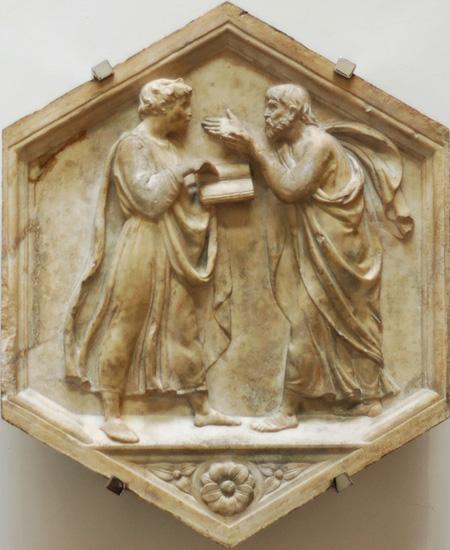 Plato & Aristotle.