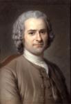 Rousseau in 1753, by Maurice Quentin de La Tour