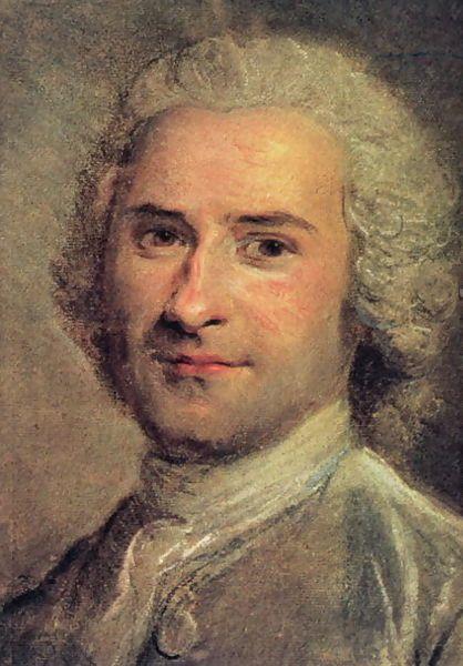 ჟან-ჟაკ რუსო - Jean-Jacques Rousseau