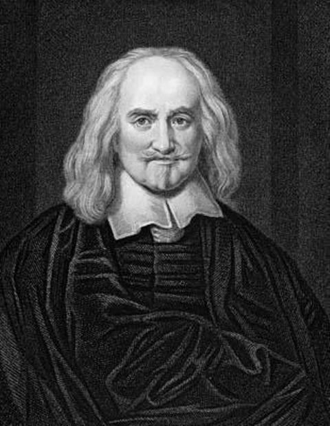 Thomas Hobbes - თომას ჰობსი