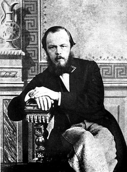 Fyodor Dostoyevsky. 1863