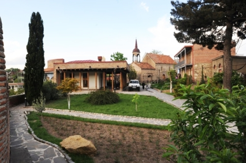 fericvalebis-dedata-monasteri