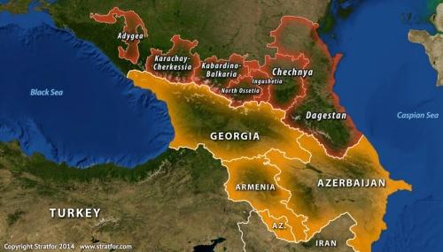 caucasus - კავკასია